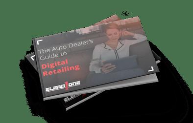 Automotive Digital Retailing Ebook
